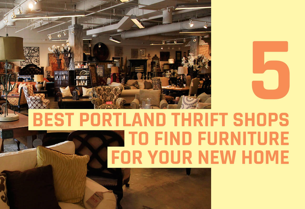 Thrift Stores Can Offer An Affordable Alternative To The High Cost Of  Designer Stores. Finding Good Quality, Gently Used Furniture ...